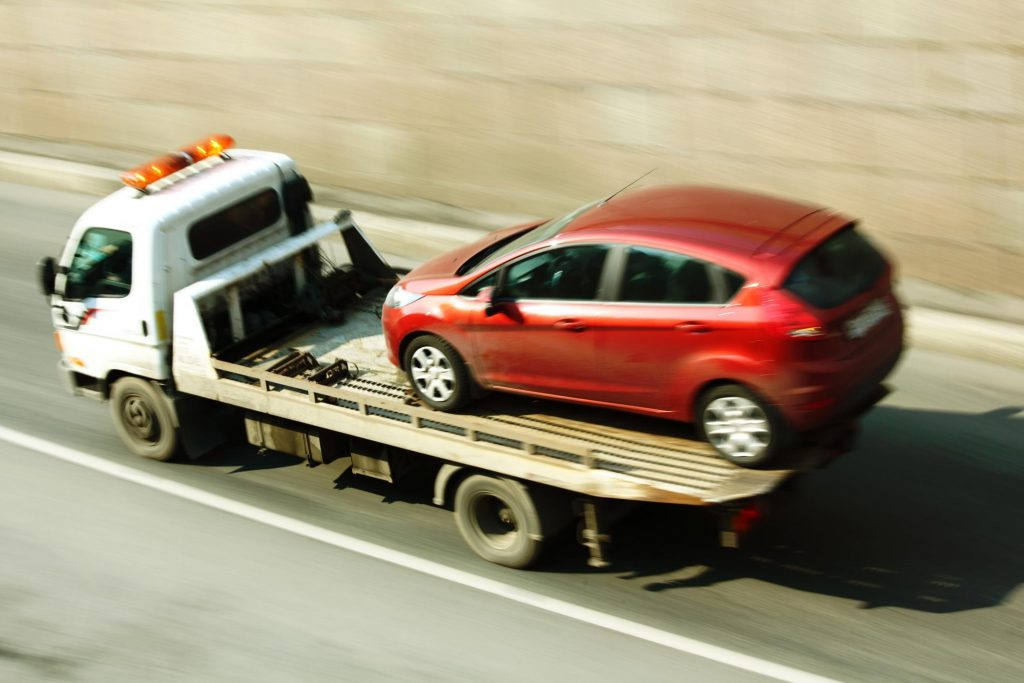 Odessa Towing & Transportation - Services